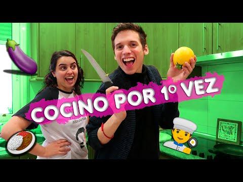 COCINANDO CON PABLO AGUSTIN - Chuletas de cerdo con vegetales salteados