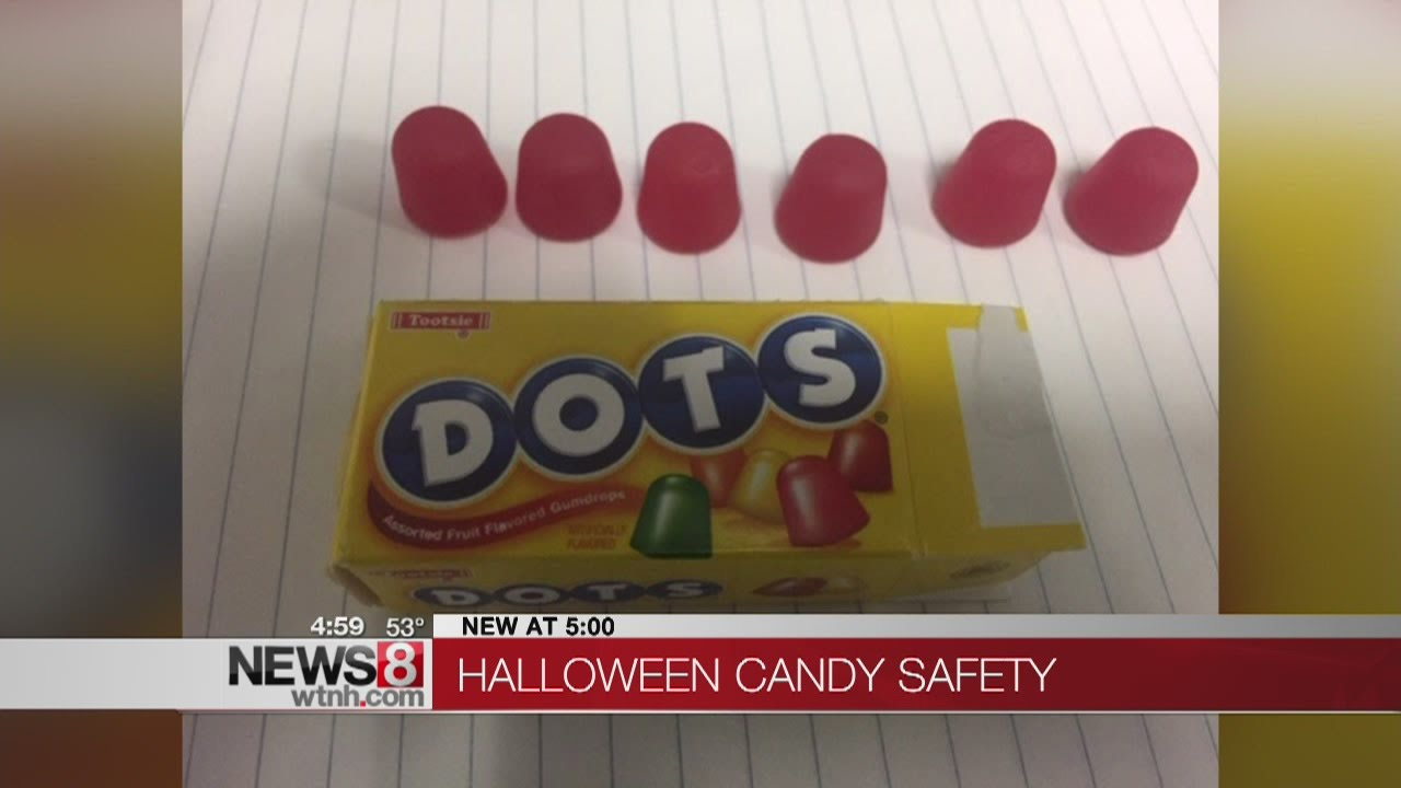 halloween candy safety tips - youtube