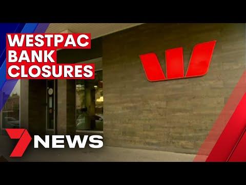 Westpac closures: Dozens of Melbourne banks are set to shut their doors   7NEWS