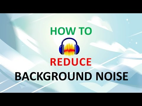 How to reduce background noise in audacity # New 2017 from YouTube · Duration:  2 minutes 5 seconds