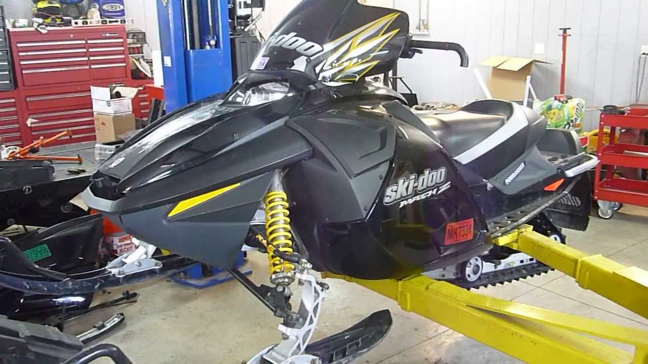 2005 skidoo mach z 1000 sdi for sale parting out only blown 2005 skidoo mach z 1000 sdi for sale parting out only blown motor youtube sciox Images