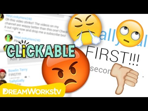 MOST ANNOYING YouTube Comments | CLICKABLE