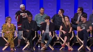 PaleyFest 2017 The CW's Heroes and Aliens - Cast and Creators in Conversation