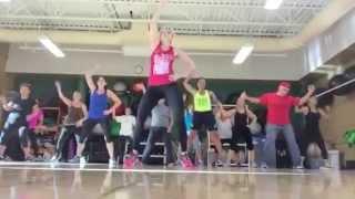 Usher- Yeah Bhangra Mix- Cardio Dance Fitness