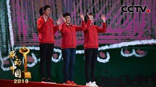 [2019年度感动中国人物]中国女排 为国著功成  CCTV