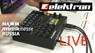 Elektron Digitakt - LIVE Session by DIMA2DCUBE