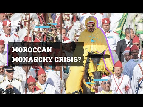 Crisis of the Moroccan 'Makhzen' state