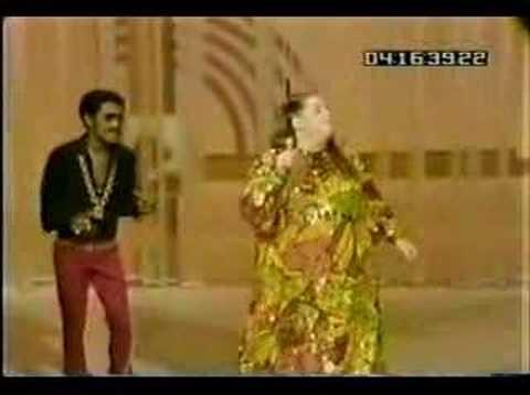 I dig rock and roll music-Cass Elliot & Sammy Davis Jr