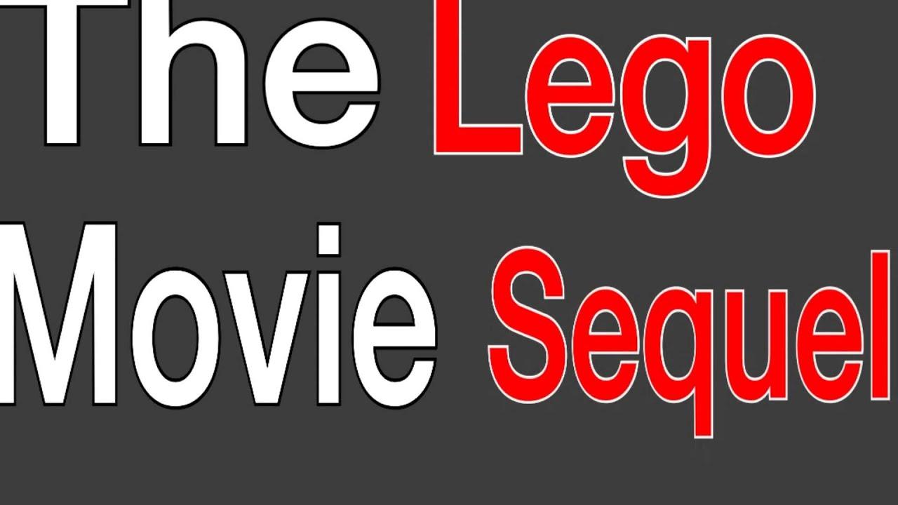Lego Movie Sequel News!