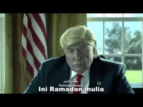 Lagu kesedihan anak anak Palestina di Ramadhan