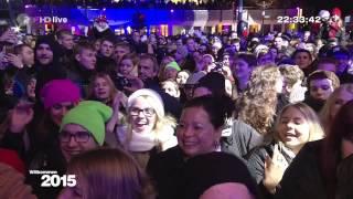 Juli Geile Zeit Insel Silvesterparty 2014 2015 Live Vom Brandenburger Tor In Berlin HD