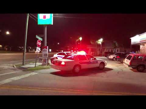 Wtf! 2 Daytona Police With Tags Lights Out, Stopping Citizens For Equipment Violations!