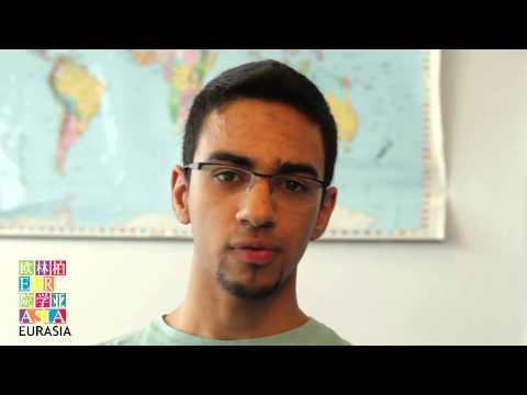 Husain Alnaqi - Eurasia Institute testimonial