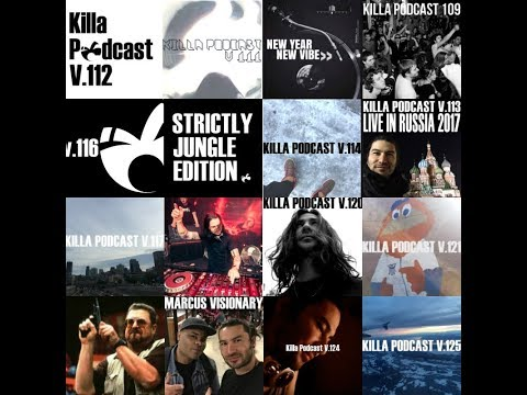 2017 mixes in review: 18 podcasts in 4...