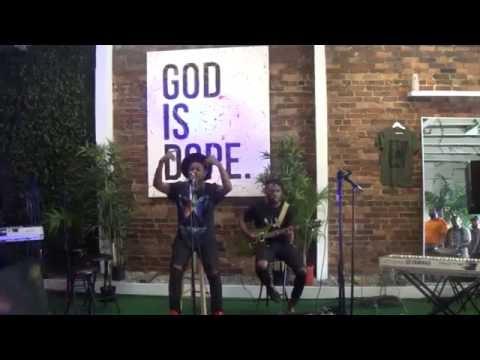 IZZE - Holy Spirit @ AC3 Edgewood Insp. Music Festival (Amen Show)
