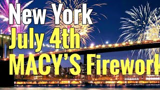 Macy's 4th of July Fireworks Spectacular 2019