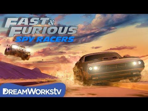 FAST & FURIOUS: SPY RACERS   Teaser Trailer
