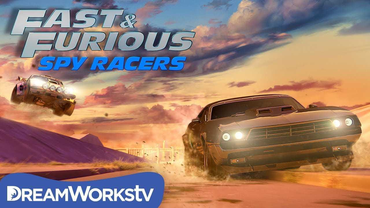 Fast Furious Spy Racers Teaser Trailer Youtube