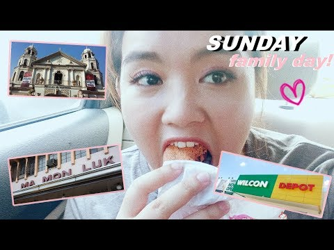 VLOG#03: Sunday Errands   Maria Elaine