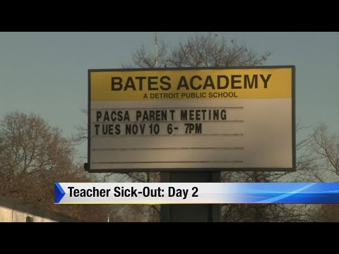 Bates Academy closed due to teacher sick-out