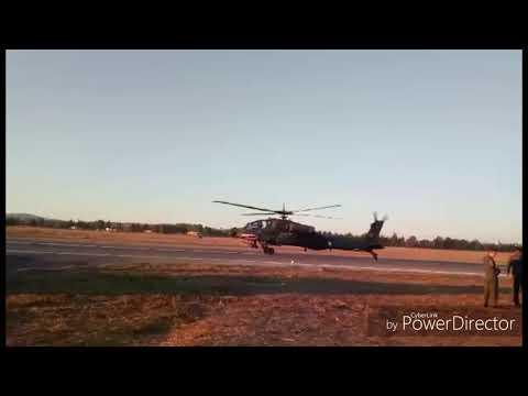 ΕΣ AH-64A Apache Pegasus (2) - AFW 2017 - Tanagra