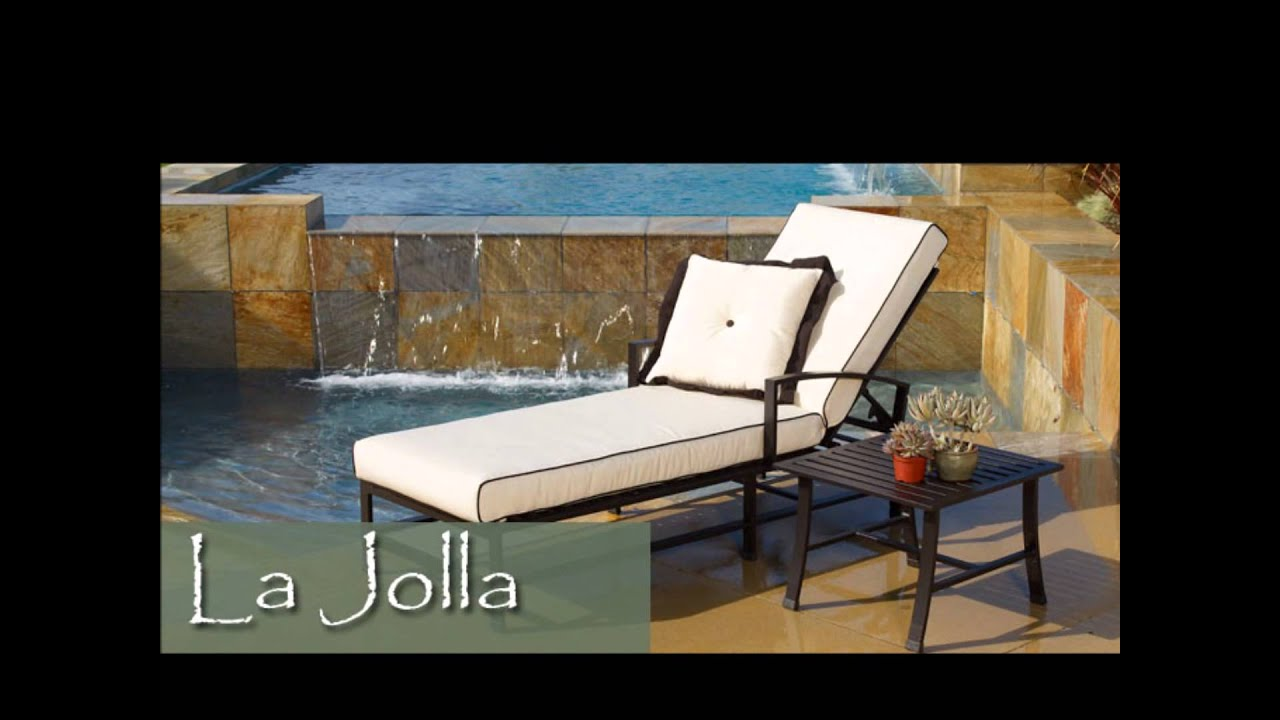 Discount Luxury Outdoor Patio Furniture U0026 Fire Pits Tables In Palm Desert  760 521 2635   YouTube