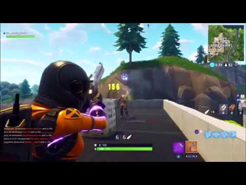 Garbage Fortnite video