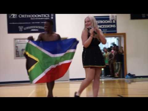 African Performance The Village School 2016