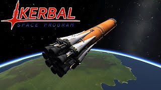 Kerbal Space Program - MEGA ROCKET