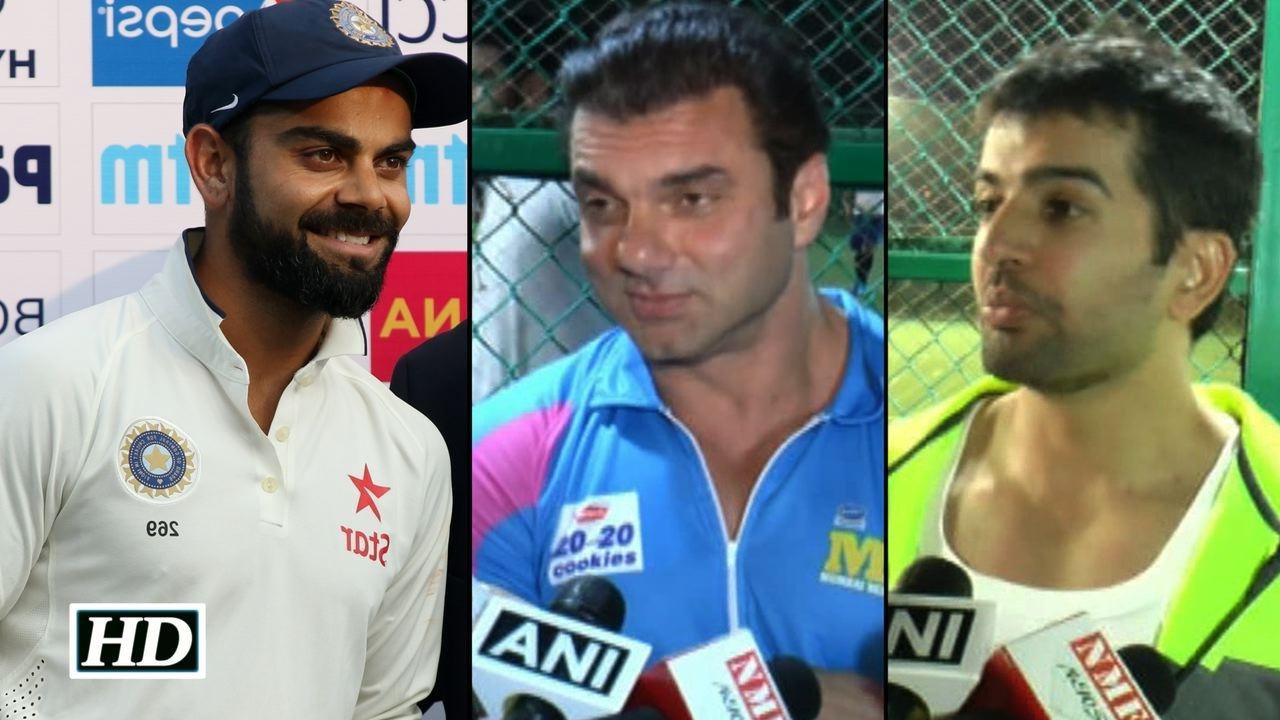 Download Virat Kohli's 'Aggressive Captaincy' - Celebs Reaction