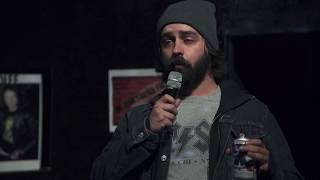 A Comedian's Process: Jay Christopher