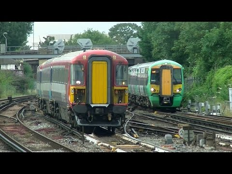 London Railway Day Out - 30th July 2016
