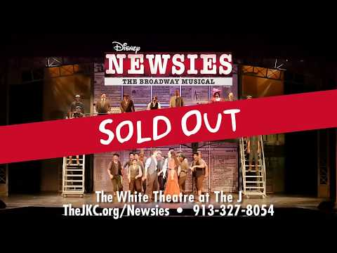 Newsies at The White Theatre - SOLD OUT