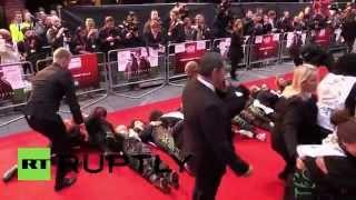В Лондоне феминистки попытались сорвать премьеру фильма «Суфражистка»