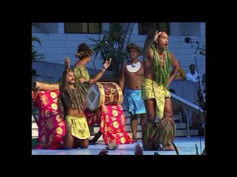 PACIFIC ARTS FESTIVAL, 1996, PART 2: NEW CALEDONIA, PAPUA NG, COOK ISLANDS, TIKOPIA S.I., TOKELAU