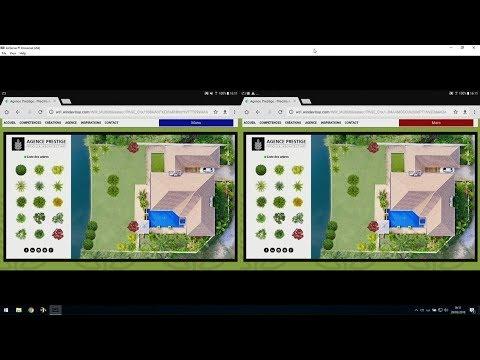 Travail collaboratif dans un navigateur (Web App)