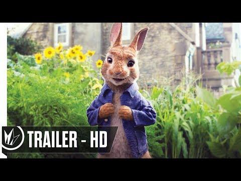 Peter Rabbit Official Trailer #1 (2018) James Corden, Daisy Ridley -- Regal Cinemas [HD]