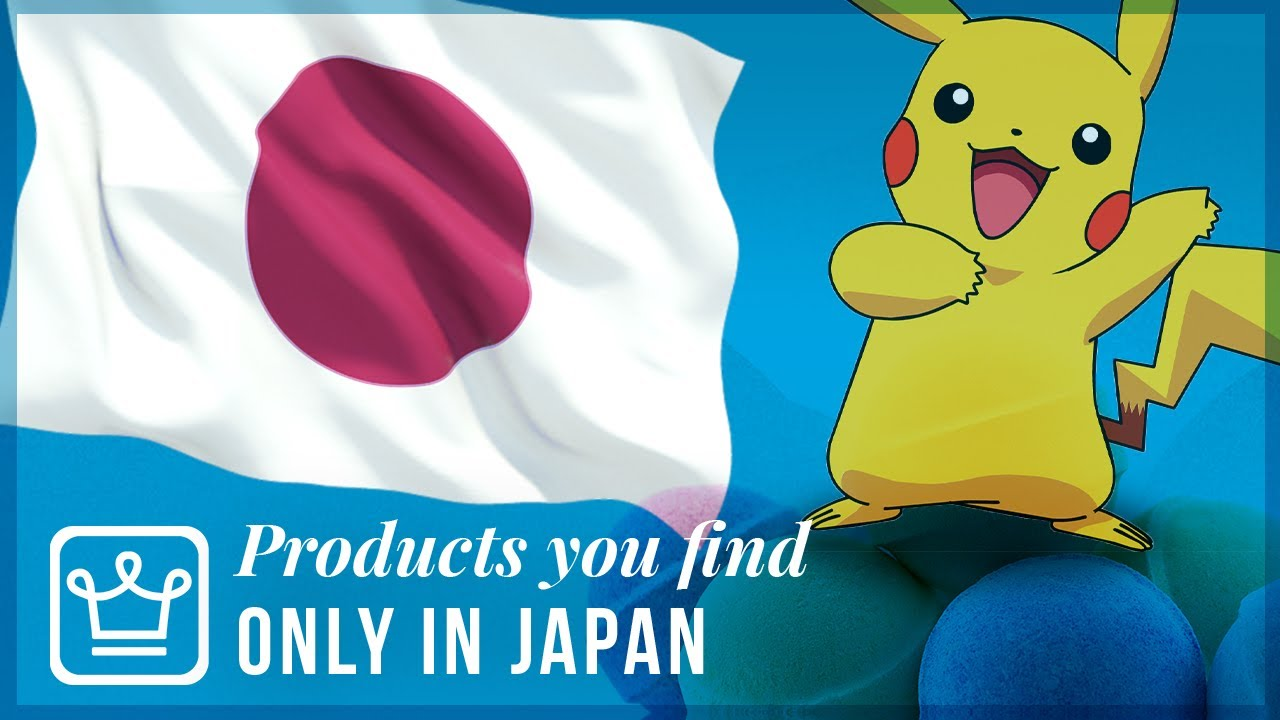 Download 15 Products That Exist Only in Japan