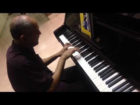 Voltes V Theme Piano Version