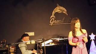 JAZZ LIVE 3 2017.12.17 Piano 安藤義則 Vocal Aki Cherry OLジャズシン...