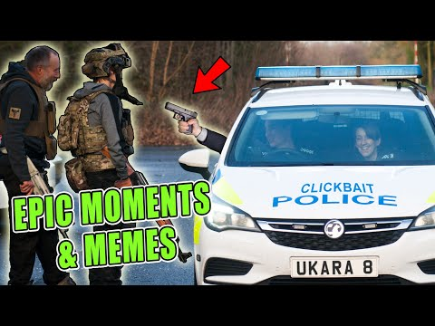 The Best Airsoft Epic Moments & Memes