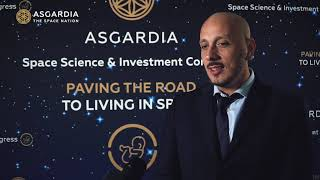 Asgardia's first Space Science & Investment Congress. 16.10.2019 (12)