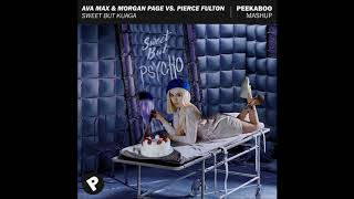 Ava Max & Morgan Page vs. Pierce Fulton - Sweet But Kuaga (Peekaboo Mashup)