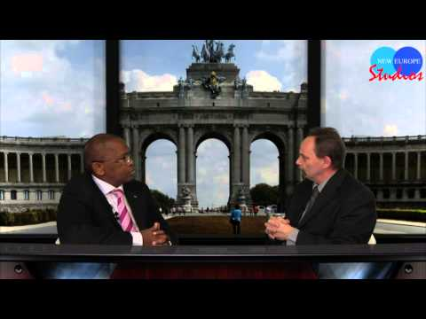 South Africa, Innovation and EU Relations - An Interview with Mxolisi Nkosi