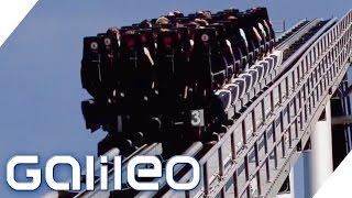 Rätselhafte Dinge im Freizeitpark | Galileo Lunch Break