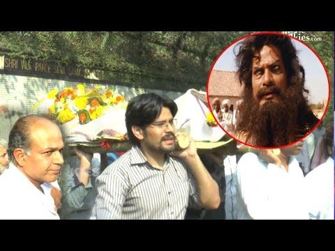 Lagaan Actor Rajesh Vivek Funeral | Aamir Khan,  Ashutosh Gowarikar