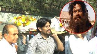 Lagaan Actor Rajesh Vivek Funeral   Aamir Khan,  Ashutosh Gowarikar