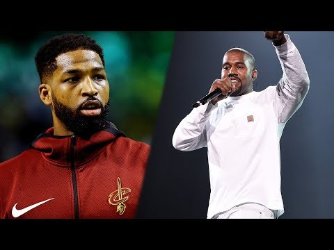 Kanye West DESTROYS Tristan Thompson On New Album!
