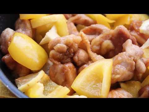 recette-de-poulet-citron-cuisine-japonaise