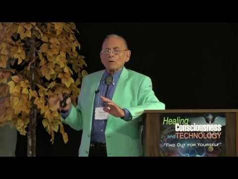 Dr. Norm Shealy Keynote at Monroe Institute 2016 Professional Seminar